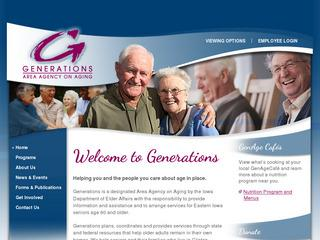 Generations Area Agency on Aging