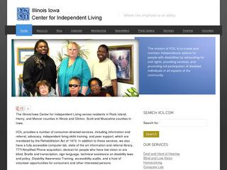 Illinois-Iowa Center for Independent Living (IICIL)