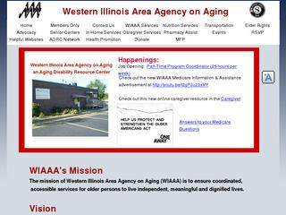 Western Illinois Area Agency on Aging